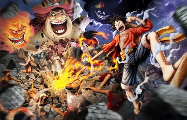 One Piece: Pirate Warriors 4, the hottest comic book adaptation of 2020 - Photo 3.