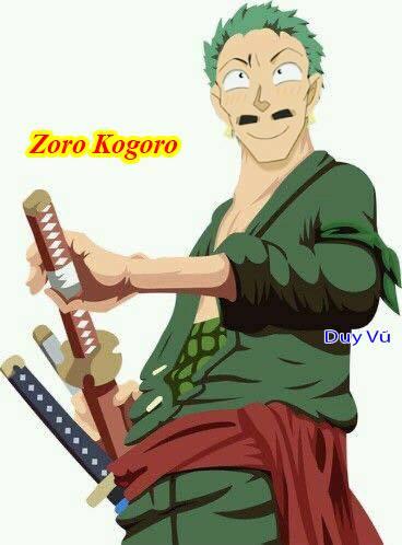 One Piece: Thánh lạc đường Zoro trở thành chủ đề hot khi nhờ cư dân mạng vẽ mặt và nhận về cái kết cực đắng - Ảnh 14.