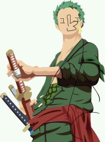 One Piece: Thánh lạc đường Zoro trở thành chủ đề hot khi nhờ cư dân mạng vẽ mặt và nhận về cái kết cực đắng - Ảnh 3.