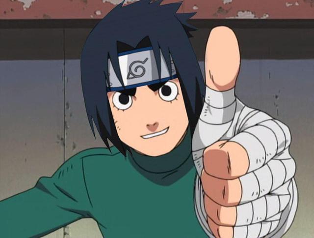 Naruto: Cười nhặt mồm khi chiêm ngưỡng phiên bản Rock Lee râu ông nọ, cắm cằm bà kia - Ảnh 8.