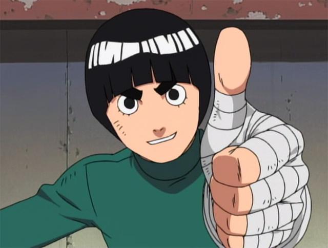 Rock Lee trong Naruto