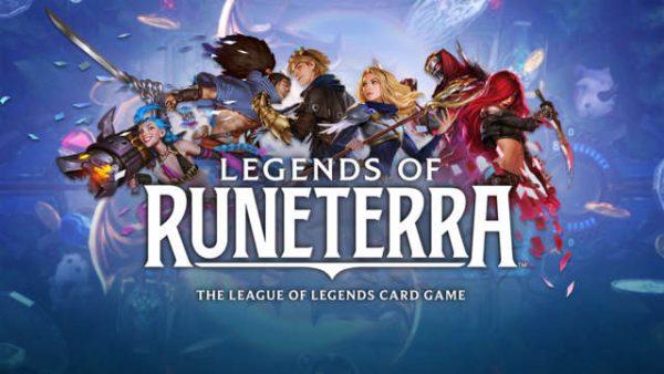 Game thẻ bài Legends of Runeterra ra mắt ngay trong tháng 1, có cả phiên bản PC lẫn mobile - Ảnh 1.