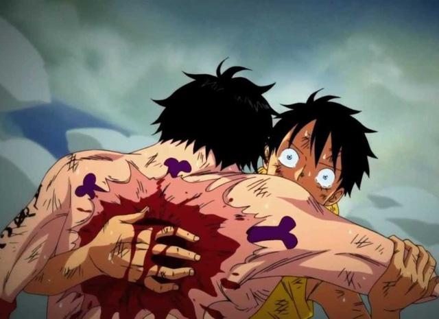 Bạn còn buồn vì cái chết của nhân vật Ace trong One Piece không?