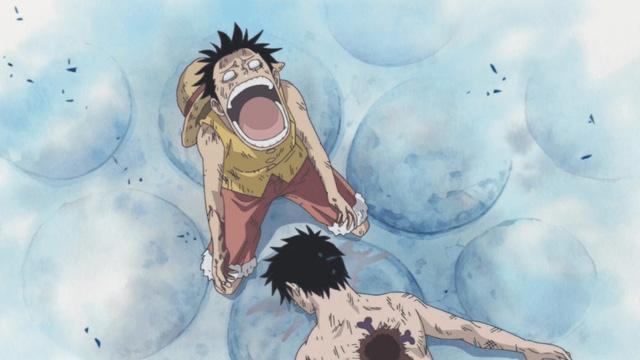 Cái chết của Ace đã ảnh hưởng rất nhiều đến tâm lý và suy nghĩ của Luffy.