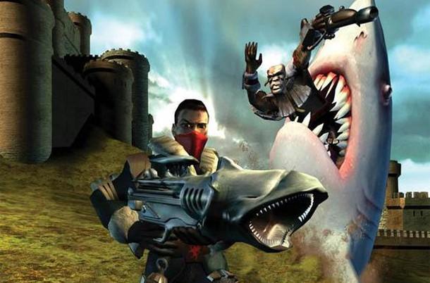 Những vũ khí kỳ quặc nhất trong thế giới trò chơi điện tử từ trước đến nay - Ảnh 2.