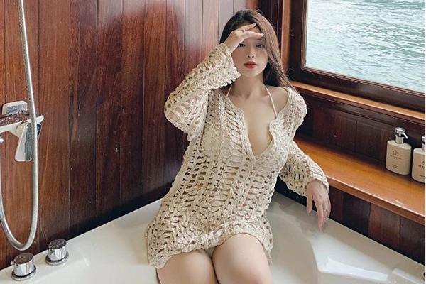 Hot girl Linh Ka tung MV cover mới nhưng không thấy... ngực với mông như trong ảnh đâu cả! - Ảnh 5.
