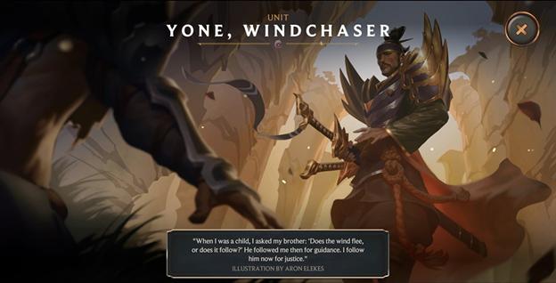 Game thủ đưa ra hàng loạt thuyết âm mưu về việc tướng mới sẽ là anh trai của Yasuo - Yone - Ảnh 6.