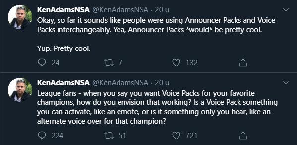 Riot Games ngầm giới thiệu cho game thủ vật phẩm đặc biệt mới - Announcer Packs? - Ảnh 3.