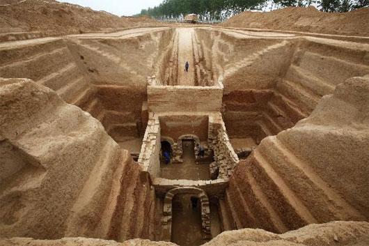Thời Tam Quốc, Tào Tháo đã trộm mộ của ai để có thể nuôi quân trong suốt 3 năm chinh chiến? - Ảnh 7.