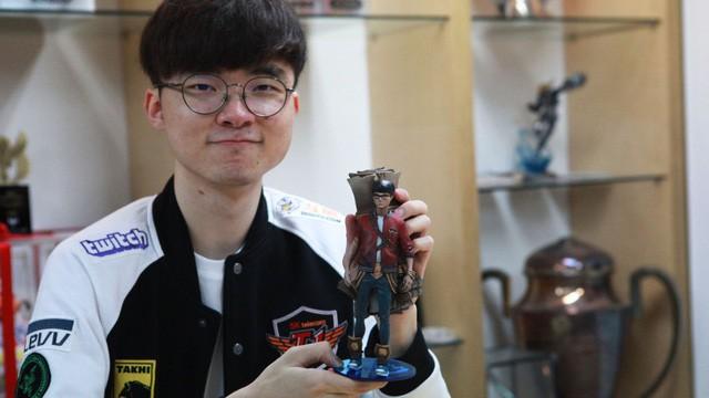LMHT: Giống như Faker, game thủ chuyên nghiệp và người xem tại LCS sẽ được tặng tượng 3D mỗi tuần - Ảnh 2.