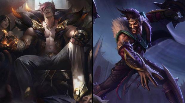 Không phải Draven, Xin Zhao mới chính là người cha thất lạc của Sett? - Ảnh 1.