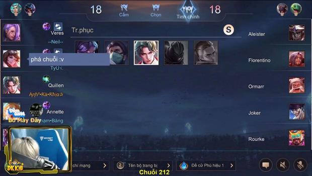 Liên Quân Mobile: Streamer Việt lập kỷ lục chuỗi thắng 212 trận, nhưng vẫn điên tiết vì trẻ trâu phá game - Ảnh 3.
