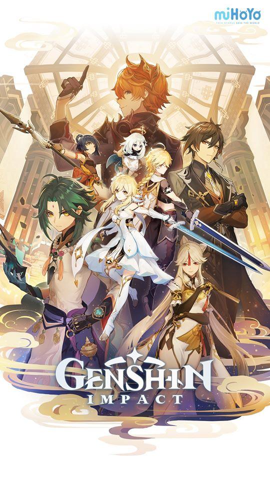 Lộ thời điểm Genshin Impact – Game thế giới mở lấy cảm hứng từ The Legend of Zelda mở cửa thử nghiệm - Ảnh 3.
