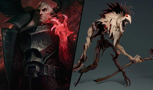 Thuyết âm mưu: Fiddlesticks chính là con quỷ đã bị Swain lừa lấy sức mạnh và cánh tay - Ảnh 1.