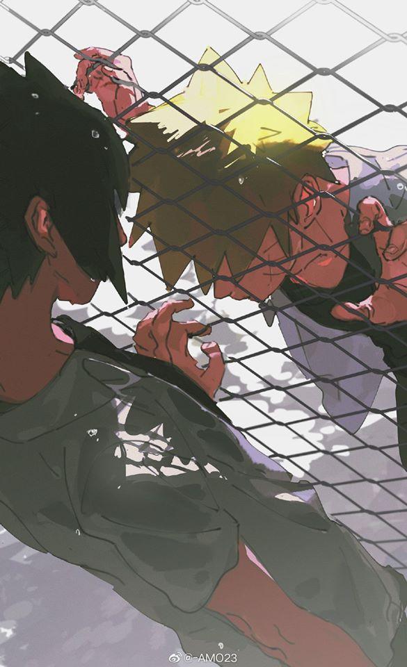 Naruto và Sasuke, tình bạn trên mức bè và quan hệ đối thủ giúp nhau cùng mạnh hơn - Ảnh 5.