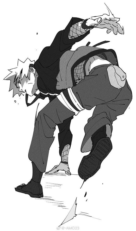 Naruto và Sasuke, tình bạn trên mức bè và quan hệ đối thủ giúp nhau cùng mạnh hơn - Ảnh 7.