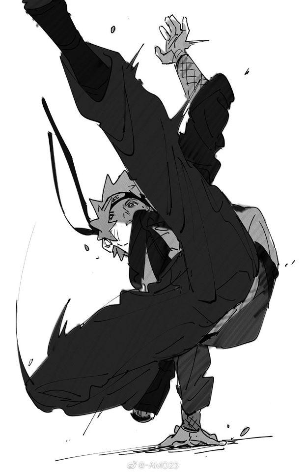 Naruto và Sasuke, tình bạn trên mức bè và quan hệ đối thủ giúp nhau cùng mạnh hơn - Ảnh 11.