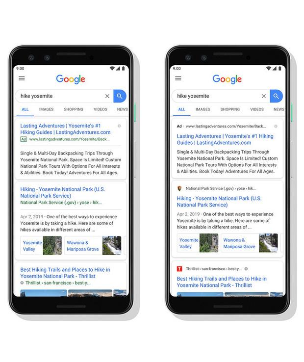 Google thay đổi cách hiển thị kết quả tìm kiếm khiến nhiều người cảm thấy khó chịu - Ảnh 3.