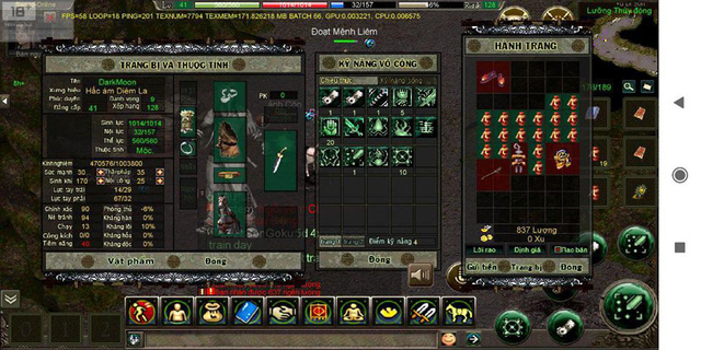 Game thủ Việt ào ào chơi huyền thoại Võ Lâm mobile, NPH phải tức tốc mở server mới - Ảnh 4.
