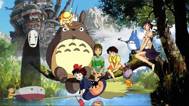 21 kiệt tác anime của Studio Ghibli đổ bộ Netflix, có cả Vô Diện và hàng xóm Totoro siêu cưng - Ảnh 3.
