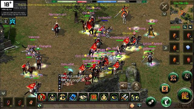 Game thủ Việt ào ào chơi huyền thoại Võ Lâm mobile, NPH phải tức tốc mở server mới - Ảnh 2.