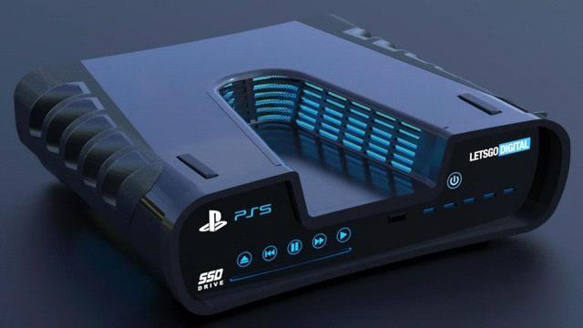 Rò rỉ hình ảnh được cho là thiết kế cuối cùng của PS5, khác hoàn toàn với ảnh PS5 Dev kit trước đó - Ảnh 2.