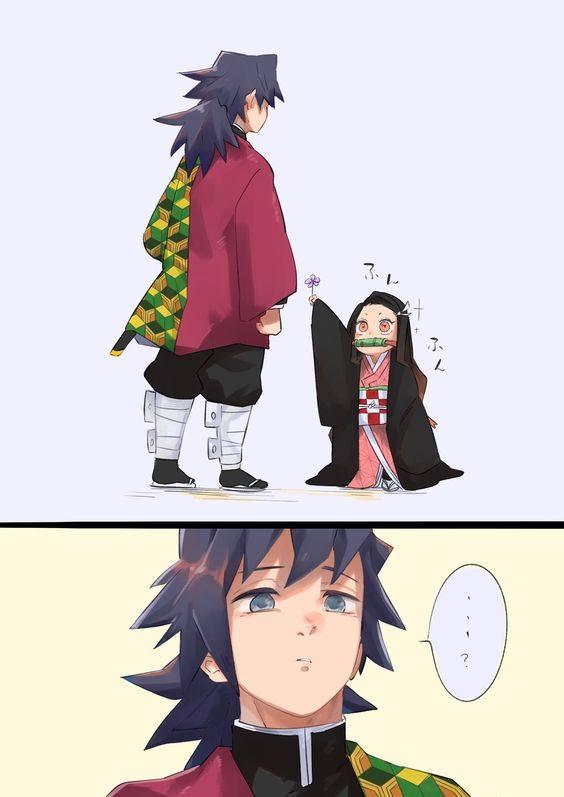 Kimetsu no Yaiba: Hóa ra anh Đụt và em gái quốc dân Nezuko lại là cặp đôi dễ thương phết - Ảnh 5.