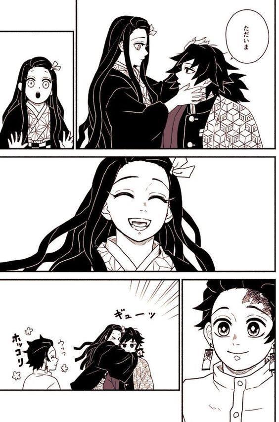 Kimetsu no Yaiba: Hóa ra anh Đụt và em gái quốc dân Nezuko lại là cặp đôi dễ thương phết - Ảnh 8.