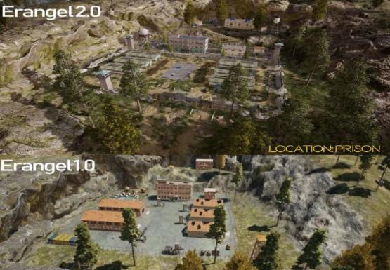 PUBG Mobile: Những hình ảnh đầu tiên về bản đồ Erangel 2.0, trông khá nuột nà - Ảnh 4.