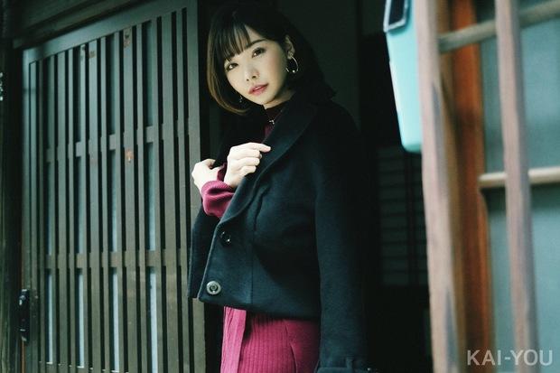 Sao phim người lớn Nhật Bản - Eimi Fukada tiết lộ những ngày đầu vào nghề: Lý do cực đơn giản nhưng thuyết phục - Ảnh 1.