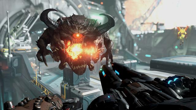 Cái nhìn đầu tiên về Doom Eternal, game bắn súng, diệt quỷ hot nhất 2020 - Ảnh 3.