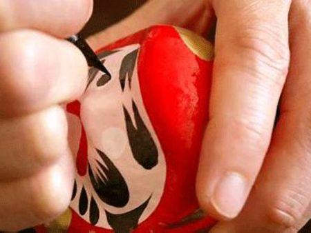 Tìm hiểu về búp bê Daruma - biểu tượng may mắn nổi tiếng hàng đầu Nhật Bản - Ảnh 4.