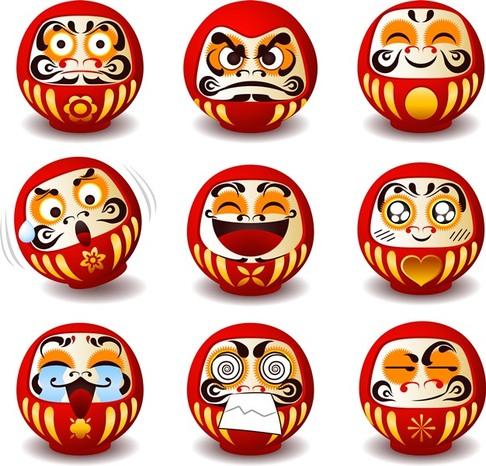 Tìm hiểu về búp bê Daruma - biểu tượng may mắn nổi tiếng hàng đầu Nhật Bản - Ảnh 5.