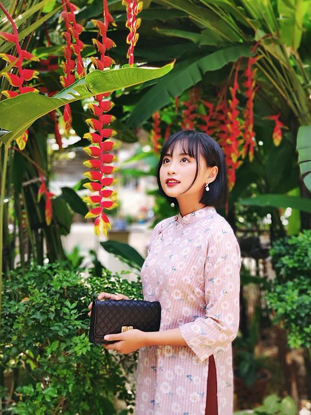 LMHT: Minh Nghi và Mina Young - 2 ngọc nữ của làng Esports Việt xúng xính áo dài chào xuân Canh Tý - Ảnh 3.