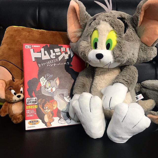 Năm con chuột, cùng ngắm triển lãm độc đáo về Tom và Jerry đầu tiên trên thế giới - Ảnh 5.