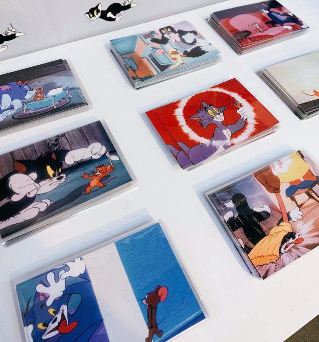 Năm con chuột, cùng ngắm triển lãm độc đáo về Tom và Jerry đầu tiên trên thế giới - Ảnh 7.