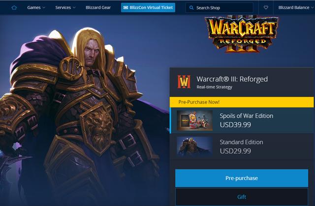 Cộng đồng game thủ giận dữ vì chất lượng của Warcraft 3 Reforged, bực tức vì ăn phải cú lừa quá lớn - Ảnh 2.