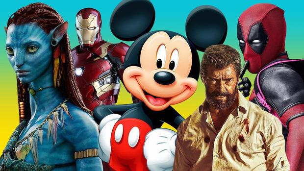 14 sự kiện điện ảnh chấn động thập kỷ qua: Chỗ nào cũng có dấu răng nhà Chuột Disney - Ảnh 14.