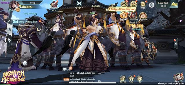 Vượt mặt 2 cơn sốt Among Us và Genshin Impact, Nghịch Mệnh Sư xưng vương Top 1 liên tiếp 3 BXH lớn nhất App Store - Ảnh 5.