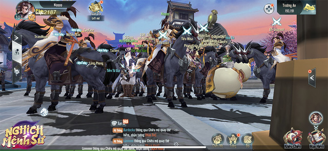 Vượt mặt 2 cơn sốt Among Us và Genshin Impact, Nghịch Mệnh Sư xưng vương Top 1 liên tiếp 3 BXH lớn nhất App Store - Ảnh 9.