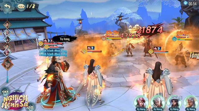Vượt mặt 2 cơn sốt Among Us và Genshin Impact, Nghịch Mệnh Sư xưng vương Top 1 liên tiếp 3 BXH lớn nhất App Store - Ảnh 12.