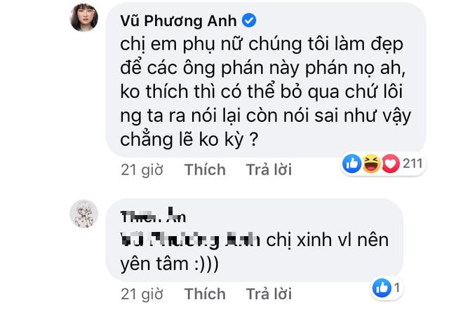 Đang yên lành bỗng bị gọi hồn trong #Mlemday, nữ thần Jun Vũ... xắn tay áo comment thẳng thừng: Ngực sửa, mũi thì không! - Ảnh 5.