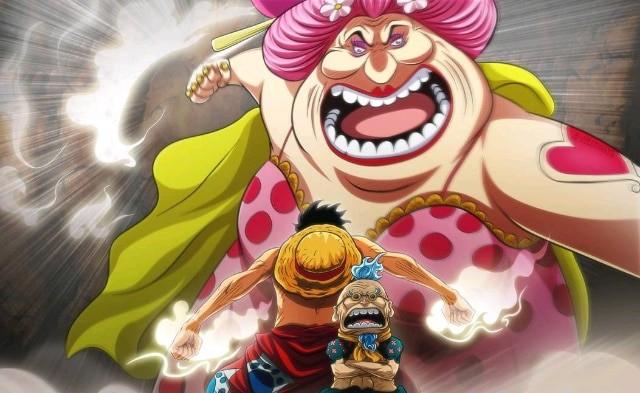 Review One Piece tập 945: Big Mom bón hành cho Queen, Udon náo loạn chỉ vì nồi súp đậu đỏ - Ảnh 4.