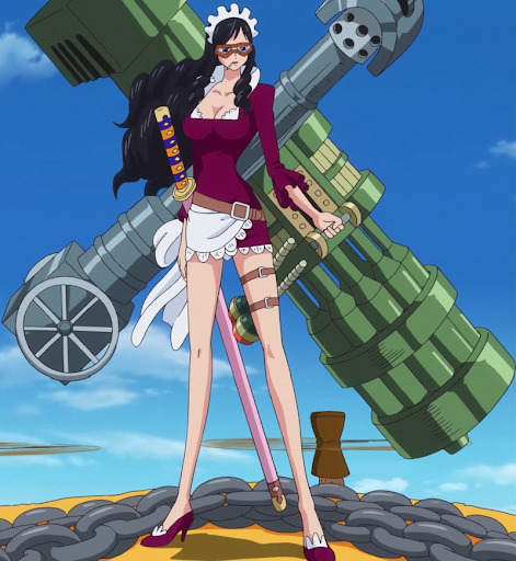 Vượt mặt Ngũ Hoàng, đây mới là băng hải tặc được săn lùng: Toàn các chân dài sexy bậc nhất trong One Piece - Ảnh 4.