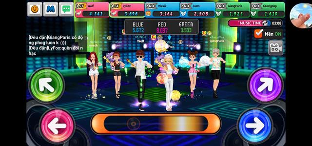 Trải nghiem Audition X - Dance thực thụ trong thế giới âm nhạc sôi động - Ảnh 3.