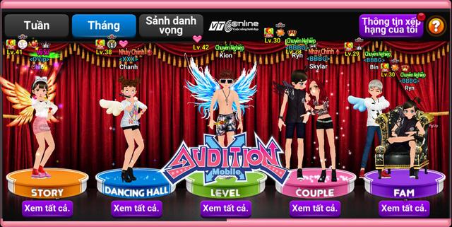 Trải nghiem Audition X - Dance thực thụ trong thế giới âm nhạc sôi động - Ảnh 1.