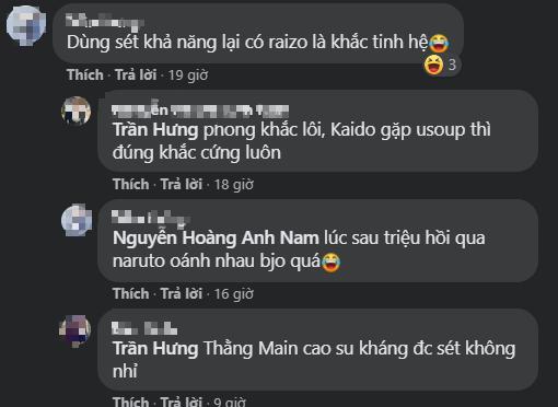 """Nhiều người bàn tán về việc Kaido đang thực sự """"vô dụng"""" trước Cửu Hồng Bao"""