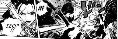 One Piece: Izo dùng súng tấn công Tứ Hoàng, King Hỏa Hoạn cũng từng dính đòn kiểu này - Ảnh 3.