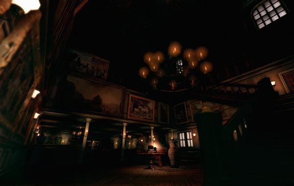 Game kinh dị Amnesia: A Machine for Pigs sắp phát tặng miễn phí 100% - Ảnh 1.