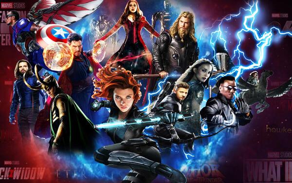 Hoảng hốt trước lịch chiếu bội thực của Marvel và DC, trong 16 tháng các siêu anh hùng phải đi giải cứu thế giới tận 12 lần - Ảnh 1.